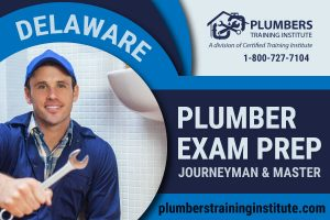 Delaware Plumbing License Exam Prep