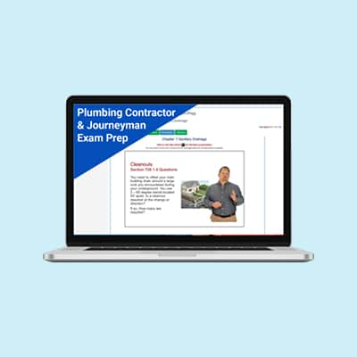 Product Image Oklahoma Plumbing & Journeyman Contractor Prep