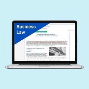 Product Image South Carolina Business & Law