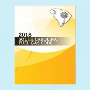 Book Image 2018 South Carolina Fuel Gas Code