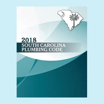 Book Image 2018 South Carolina Plumbing Code