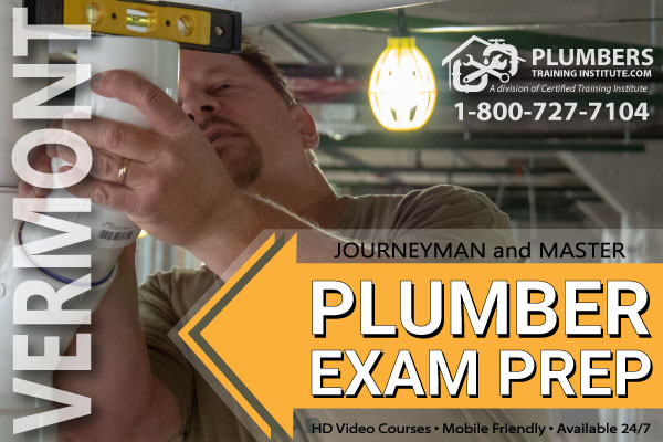 How To Become A Licensed Plumber In Vermont