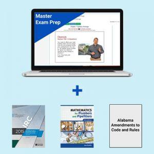 Product Image Alabama Master Plumber Package