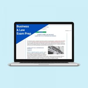 Product Image Connecticut Business & Law Exam Prep