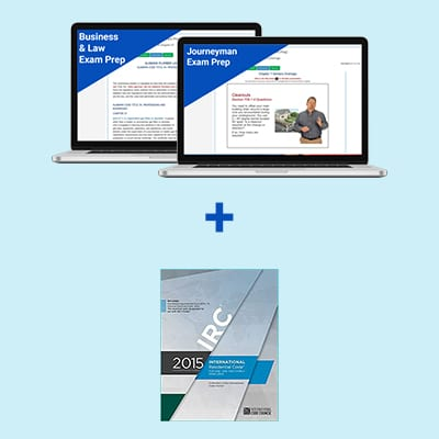 Product Image Connecticut Journeyman Plumber Exam Prep Package