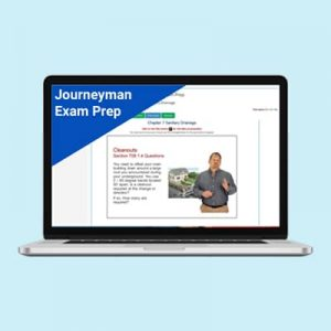 Product Image Journeyman Exam Prep