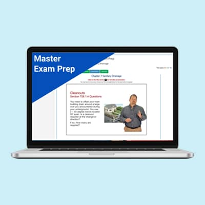 Product Image Master Plumber Exam Prep