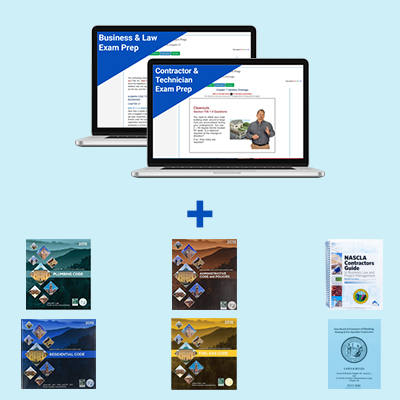 Product Image North Carolina Dual Course Book Package
