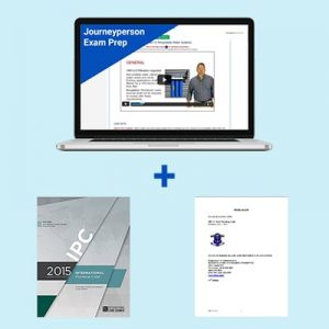 Product Image Rhode Island Journeyperson Exam Prep & Book Package