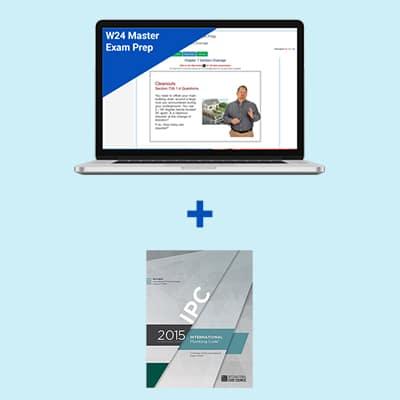 Product Image W24 Master Exam Prep