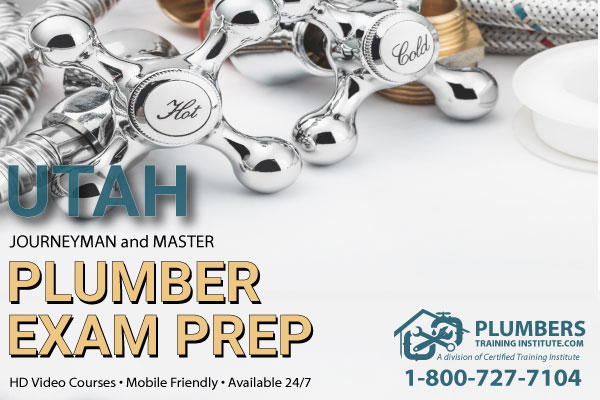 How To Become A Licensed Plumber In Utah