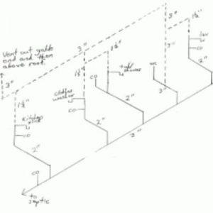Product Image Plumbing Isometrics