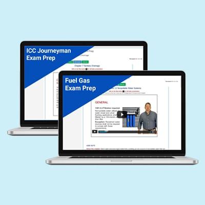 Product Image ICC Journeyman Plumber Exam Prep & Fuel Gas