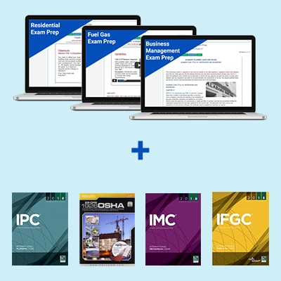 Product Arizona Image Residential Prep Book Package