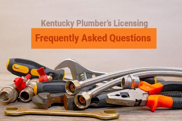Kentucky-Plumbing-License