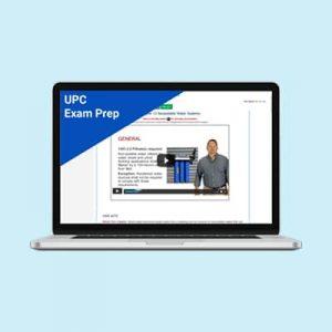 Product Image UPC Exam Prep