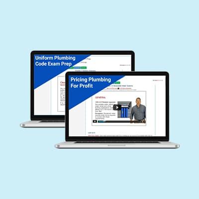 Product Image Uniform Plumbing Code Exam Prep & Growth Package