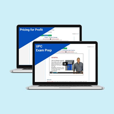 Product Image UPC Exam Prep Business Growth