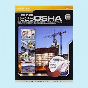 Book Image 29 OSHA CFR
