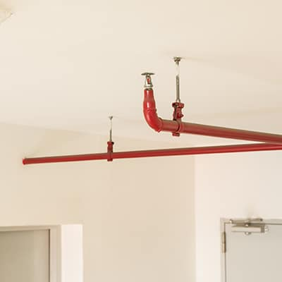 Product Image Fire Sprinkler Layout