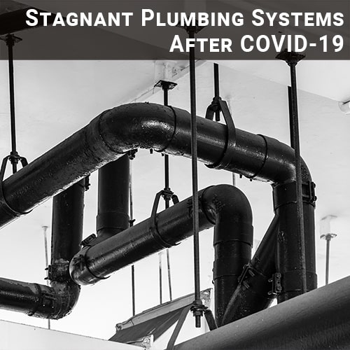 Stagnant Plumbing Systems After COVID-19