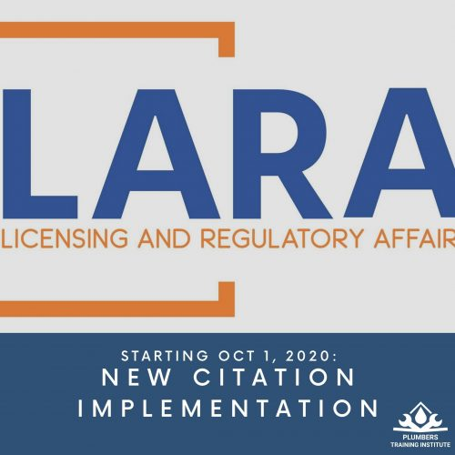 Michigan LARA & BCC to Implement Citations This Fall