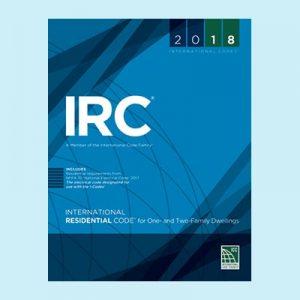 Book Image 2018 IRC