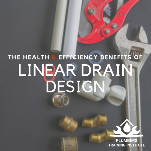The Health & Efficiency Benefits of Linear Drain Design