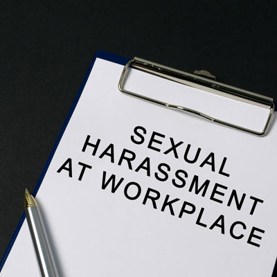 Product Image Sexual Harassment