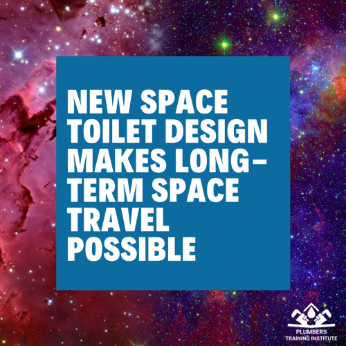 New Space Toilet Design Makes Long-Term Space Travel Possible