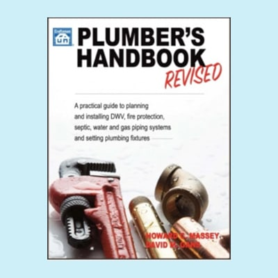 Book Image Florida Plumbers Handbook Revised 2006