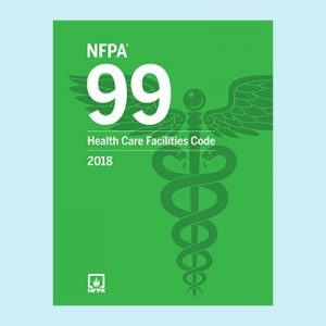 Book Image NFPA 99 Health Care Facilities Chapter 3 & 5 Annex A & C 2018