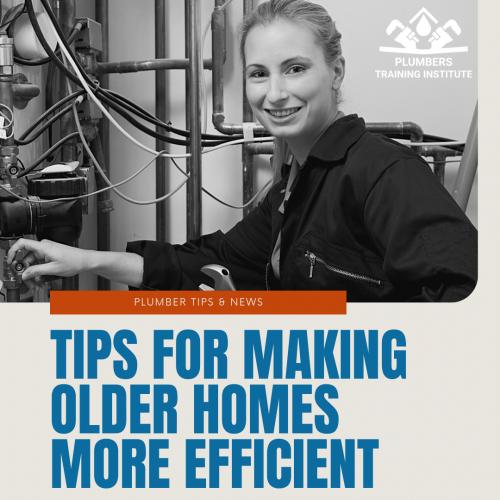 Tips For Making Older Homes More Efficient