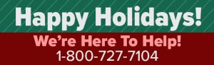 Plumbers Training Institute Happy Holidays