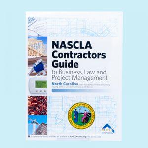 Book Image North Carolina NASCLA Business, Law & Project MGMT