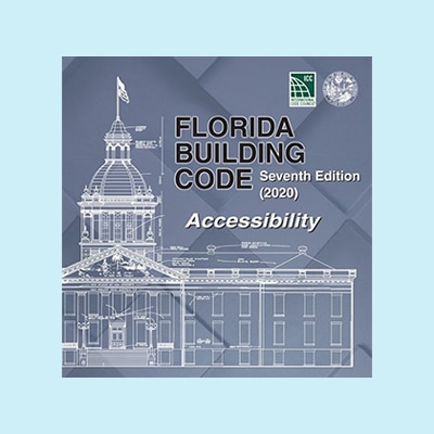 Book Image Florida Building Code - Accessibility