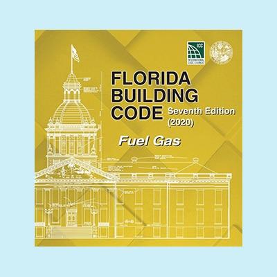 Book Image Florida Building Code - Fuel Gas