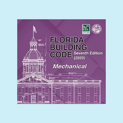 Book Image Florida Building Code - Mechanical