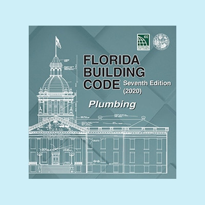 Book Image Florida Building Code - Plumbing