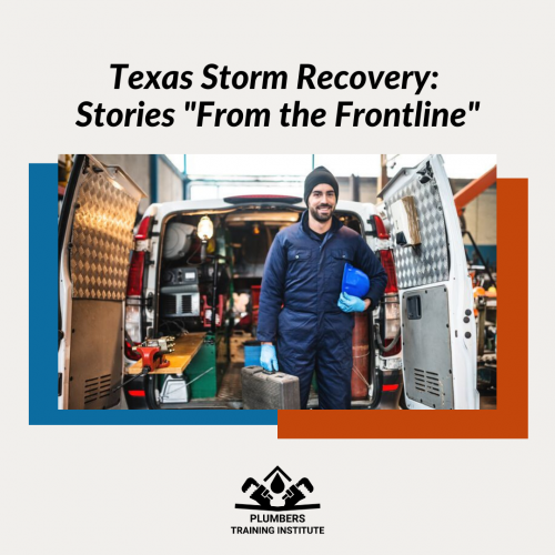 """Texas Storm Recovery: Stories """"From The Frontline"""""""