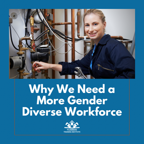 Why We Need a More Gender Diverse Workforce