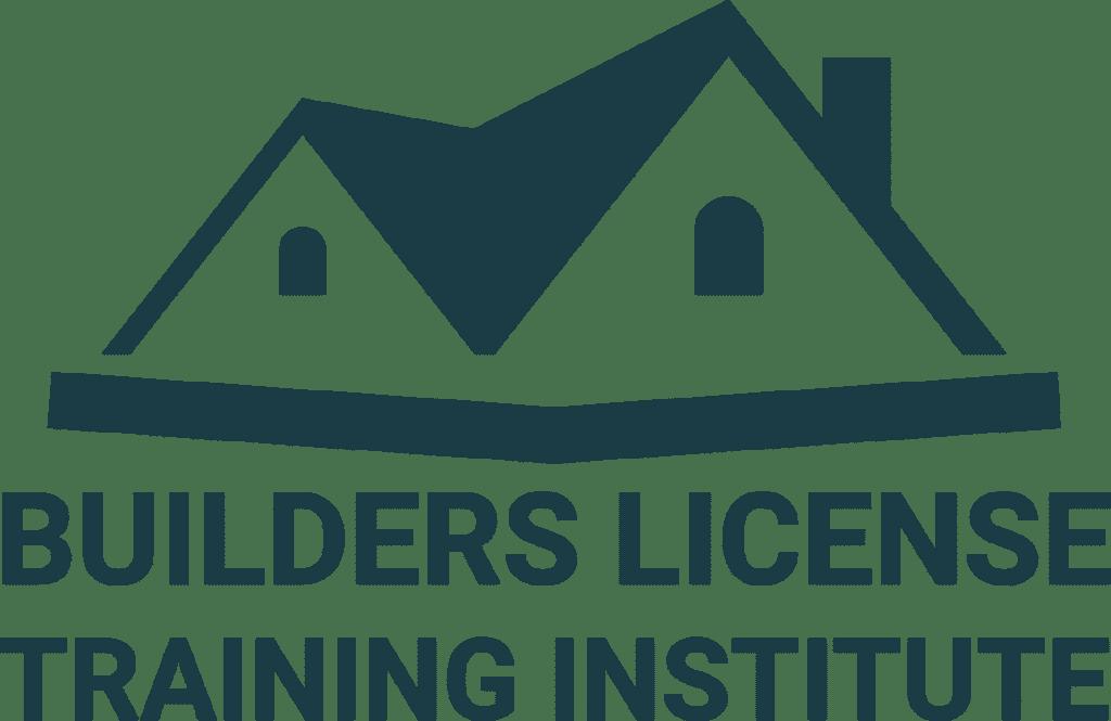 Builders License Training Institute Logo