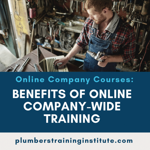 Benefits of Online Company-Wide Training
